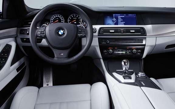 BMW M5 2012: A highly anticipated 5th generation picture #8