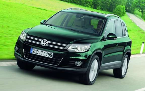 Volkswagen Tiguan could be assembled in North America