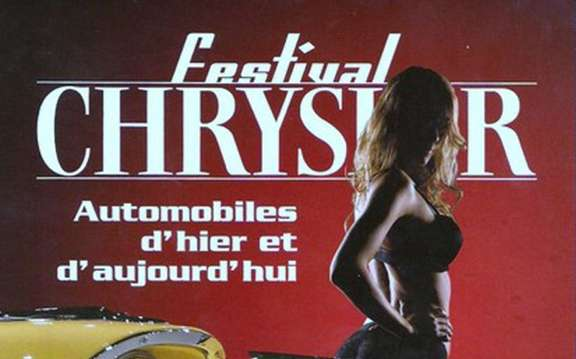 The Chrysler Festival Levis
