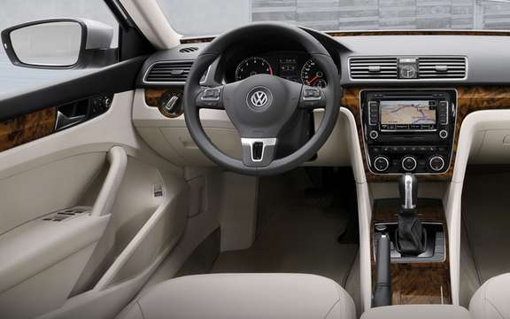Volkswagen Canada announces price of 2012 Passat picture #4