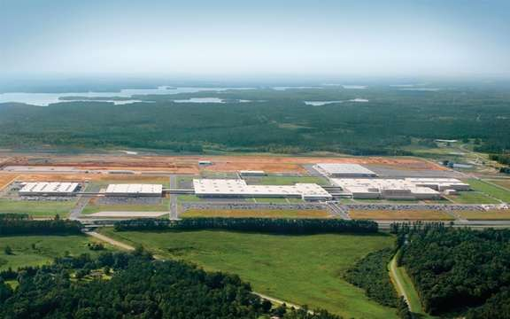 Kia Motors Manufacturing Georgia begins already plans to expand picture #1