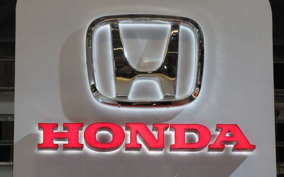 North American production will reach 100 to 100 Honda in August for most models picture #1
