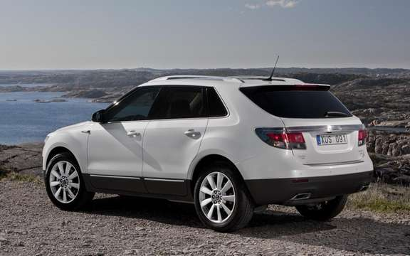 Saab 9-4X 2011: Assemble in Mexican soil picture #2