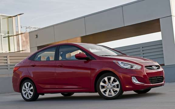 2012 Hyundai Accent Price Deeper more generous equipment picture #2