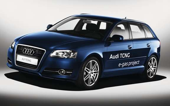 Audi A3 e-gas: Prototype to synthetic natural gas