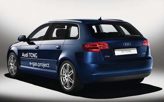 Audi A3 e-gas: Prototype to synthetic natural gas picture #2