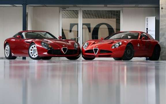 Alfa Romeo TZ3 Stradale by Zagato: Only 9 units produced picture #6