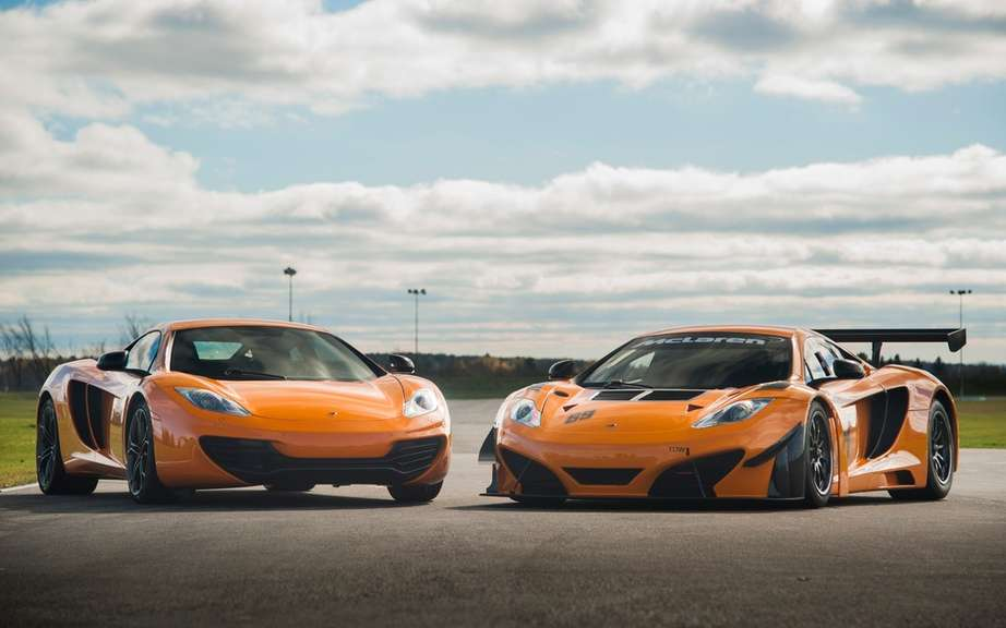 This is the end for the McLaren MP4-12C picture #2