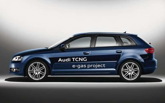 Audi A3 e-gas: Prototype to synthetic natural gas picture #3