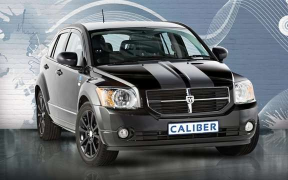 Dodge Caliber Mopar Edition: Reservee South African markets