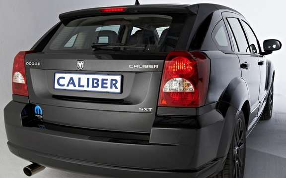 Dodge Caliber Mopar Edition: Reservee South African markets picture #2