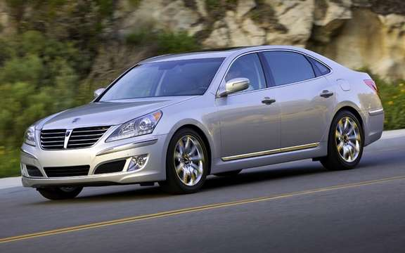 Hyundai Genesis and Equus AWD picture #2