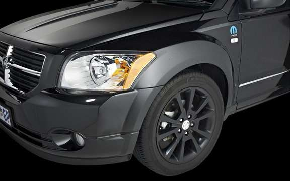 Dodge Caliber Mopar Edition: Reservee South African markets picture #3
