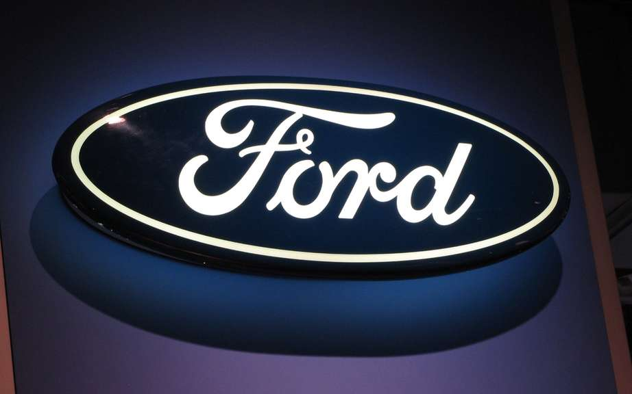 Ford presented its