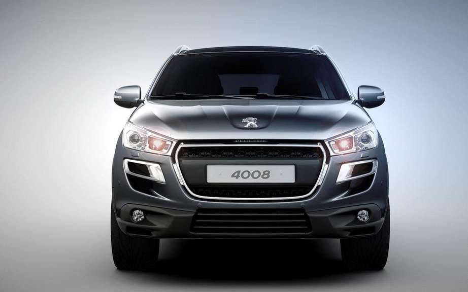 Peugeot 4008: Small Citroen C4 Aircross cousin picture #3