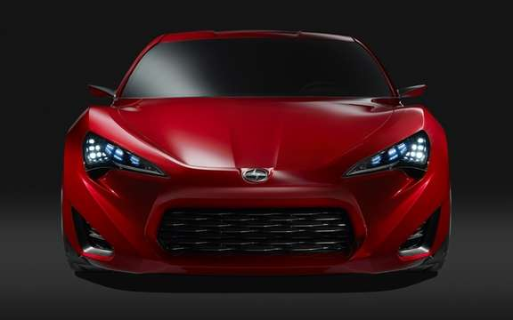 Scion FR-S Concept: It inspires the arrival of a new model picture #4