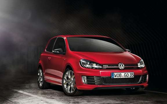"Volkswagen Golf GTI ""Edition 35"": For Germans only picture #1"