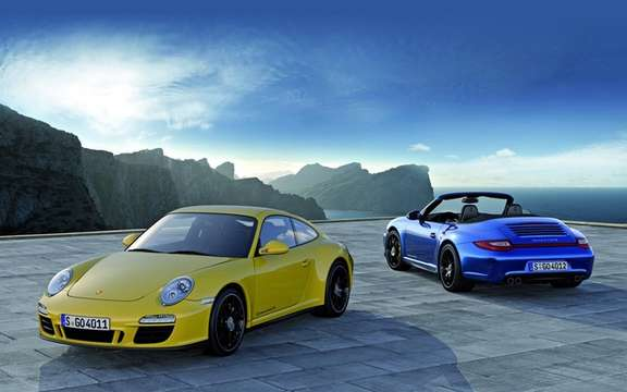 Porsche 911 Carrera 4 GTS: The sprawling range picture #2