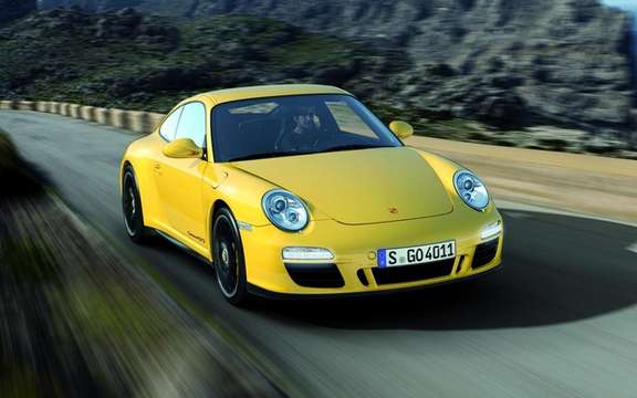 Porsche 911 Carrera 4 GTS: The sprawling range picture #3