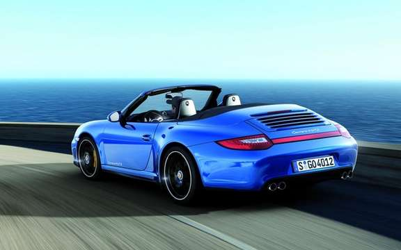 Porsche 911 Carrera 4 GTS: The sprawling range picture #4