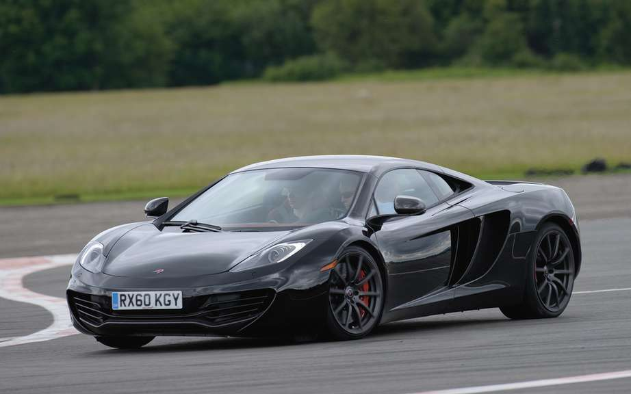 This is the end for the McLaren MP4-12C picture #3