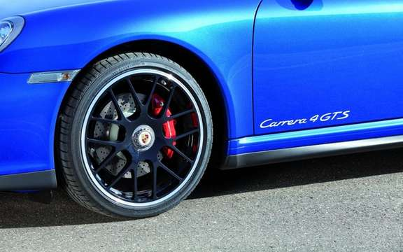 Porsche 911 Carrera 4 GTS: The sprawling range picture #6