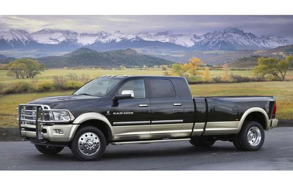 RAM Long-Hauler Concept Truck: Huge! picture #1