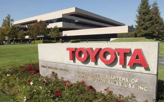 Toyota will increase its North American output sooner than expected