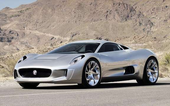 Jaguar C-X75: She will finally be produced