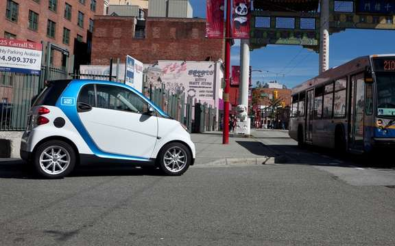 car2go arrives in Canada picture #2