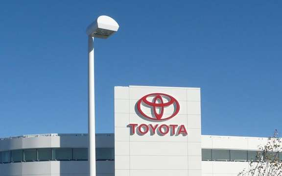 Toyota presented its schedule for the restoration of normal production
