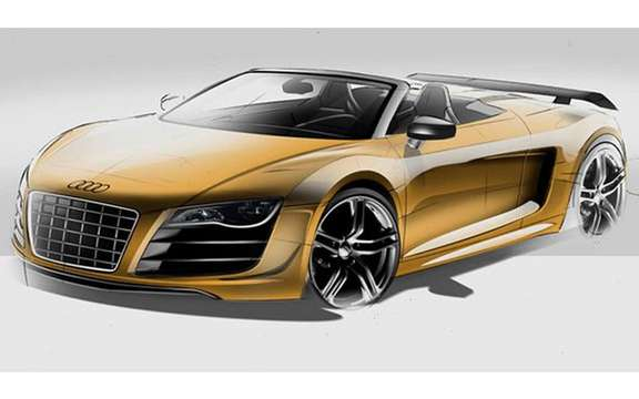 Audi R8 GT Spyder: The version that was needed picture #1
