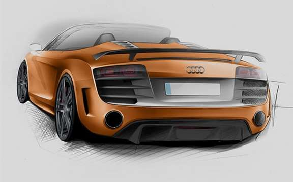 Audi R8 GT Spyder: The version that was needed picture #2