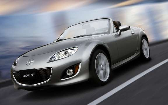 Mazda MX-5 Special Version 2011: Spring has finally arrived