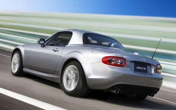 mazda mx 5 special version 2011 spring has finally arrived. Black Bedroom Furniture Sets. Home Design Ideas