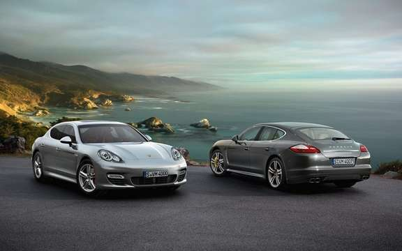 Porsche Panamera Turbo S: It fits over the range