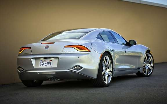 Fisker Karma: Start of production picture #2