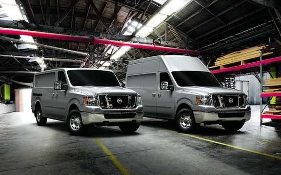 Nissan NV 2012: Launch of Commercial Advantage Program