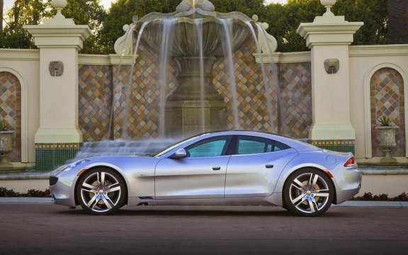 Fisker Karma: Start of production picture #3