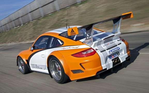 Porsche 911 GT3 R Hybrid: New version 2.0 picture #2
