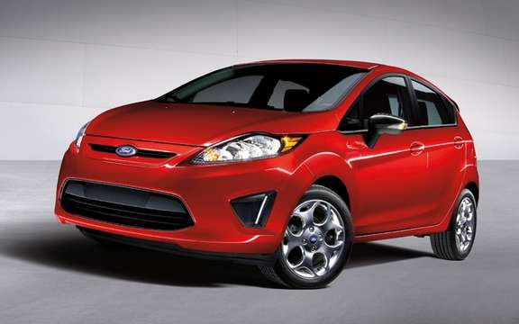 2012 Ford Fiesta: To further customize his car picture #5