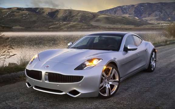 Fisker Karma: Start of production picture #4