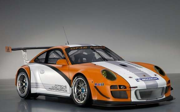 Porsche 911 GT3 R Hybrid: New version 2.0 picture #3