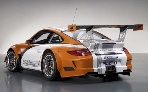 Porsche 911 GT3 R Hybrid: New version 2.0 picture #4