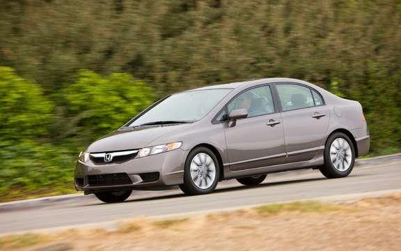 Honda Civic 2011: Reminder to a problem in the fuel pump module