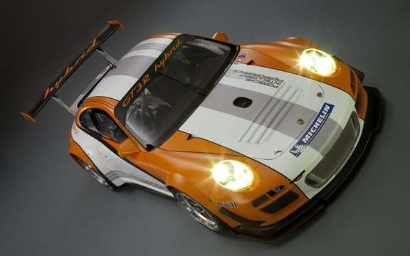 Porsche 911 GT3 R Hybrid: New version 2.0 picture #5
