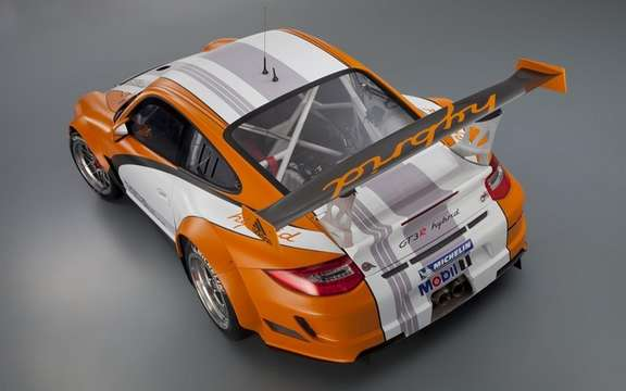 Porsche 911 GT3 R Hybrid: New version 2.0 picture #6
