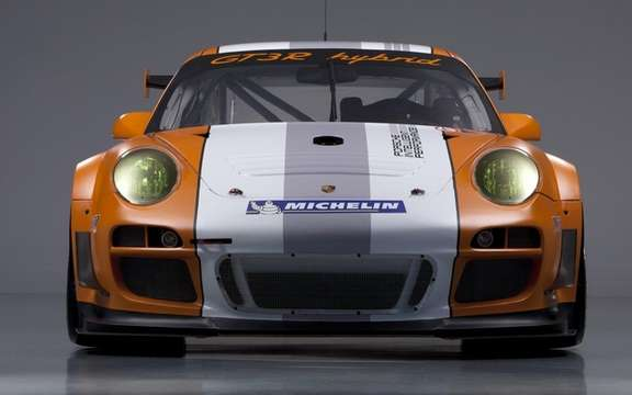 Porsche 911 GT3 R Hybrid: New version 2.0 picture #7