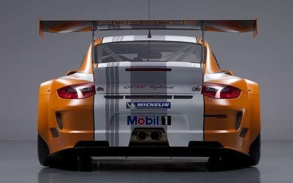 Porsche 911 GT3 R Hybrid: New version 2.0 picture #8