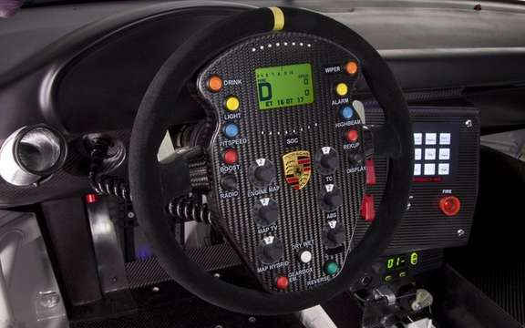 Porsche 911 GT3 R Hybrid: New version 2.0 picture #10
